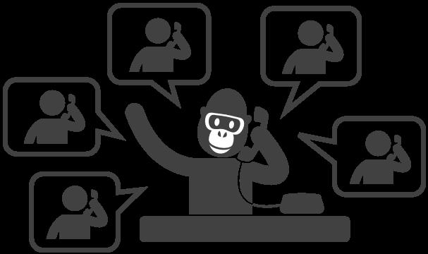 RESPONSEiQ-gorilla-calls