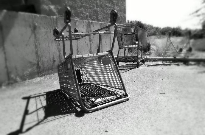 digital retailing shopping cart